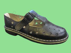 сандали черные